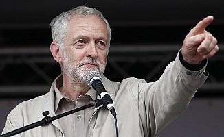 Corbyn'den İsrail'e Çok Sert Gazze Tepkisi