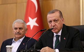 Erdoğan'dan 'Bedelli Askerlik' ve 'Gül' Açıklaması