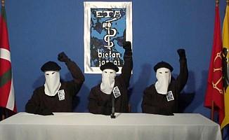 ETA kendisini feshetmeden önce özür diledi