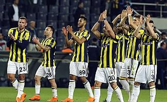 Fenerbahçe zirve takibinden vazgeçmedi
