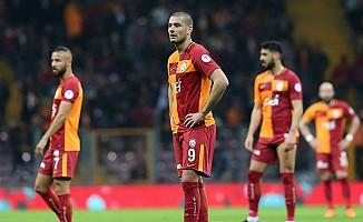 Galatasaray'a kupada Teleset Mobilya Akhisarspor şoku