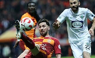 Galatasaray'a şok! Teleset Mobilya Akhisarspor, finalde