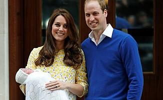 İngiltere Kraliyet ailesine yeni bebek