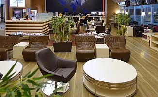 İstanbul yeni havalimanı'na otel konforunda lounge