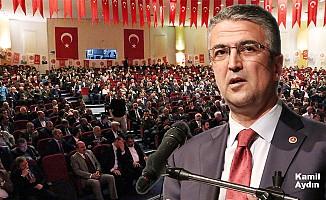 Kamil Aydın: Önceliğimiz ülke ve milletin bekasıdır