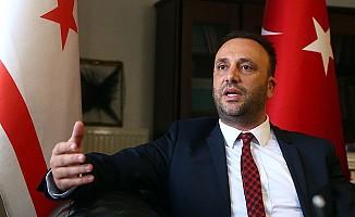 KKTC Çalışma Bakanı'ndan 'kayıt dışı işgücü' açıklaması