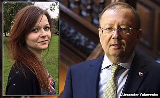 Rus Büyükelçi İnglitere'ye 'Viyana Sözleşmesi'ni Hatırlattı