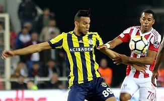 Sivasspor, Fenerbahçe karşısında çaresiz