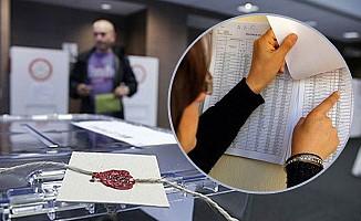 Yurt dışında oy kullanacak olanlara önemli açıklama!