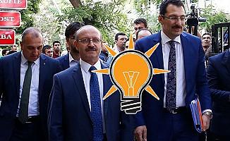 AK Parti Aday Listesi YSK'da! İşte Dikkat Çeken İsimler