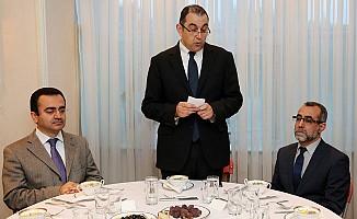 Başkonsolos Ergin'den İftar Yemeğinde 'Hoşgörü' Mesajı