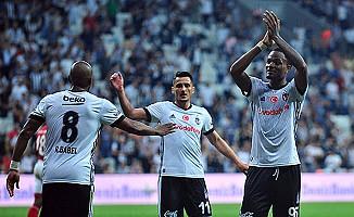 Beşiktaş'ın Avrupa Ligindeki muhtemel rakipleri belli oldu