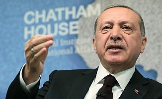 Cumhurbaşkanı Erdoğan Chatham House'ta Konuştu