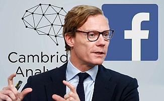 Facebook Skandalı'nın Partneri Cambridge Analytica'da Sıcak Gelişme