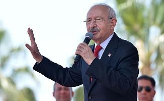 Kılıçdaroğlu: Mazlum Filistin Halkı İle Beraberiz