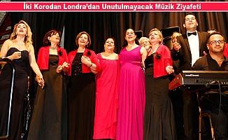 Londra ile Kıbrıs Arasında 'Dostlarla Şarkı' Köprüsü