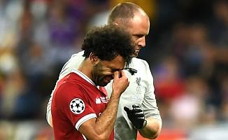 Salah Dünya Kupası'nı kaçırabilir