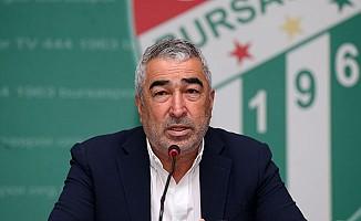 Samet Aybaba Bursaspor'da