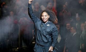 Serena Williams, Madrid Açık'tan çekildi