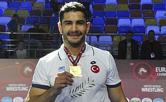 Taha Akgül 6. Kez Avrupa Şampiyonu