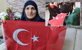 Türk Bayrağını Vermeyen Fethiye Kubal Olayı Anlattı