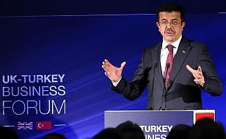 Zeybekci Londra'da, Türkiye - İngiltere Panelinde Konuştu