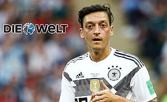 Alman medyasından Mesut Özil'e bu defa destek