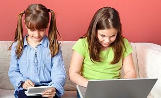 Çocuklar sosyal medyada nesneleştiriliyor