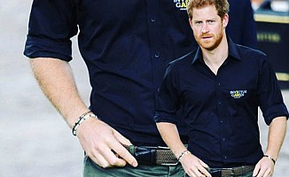 Prens Harry'nin Bilekliğinin Sırrı Ortaya Çıktı!