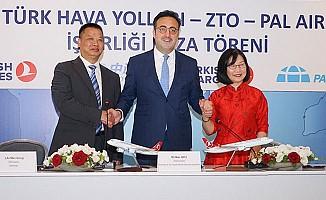 THY, ZTO ve PAL Air ortak şirket kuruyor