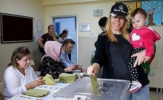 Türkiye, Cumhurbaşkanı ve Milletvekili seçimi için oy veriyor