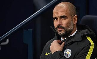 UEFA'dan Manchester City teknik direktörü Guardiola'ya ceza