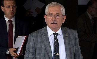 YSK Başkanı Güven'den Oy Sayımı Açıklaması