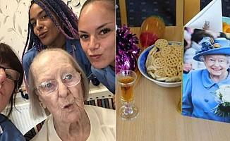 100 yaşındaki Eileen'in uzun yaşam sırrı