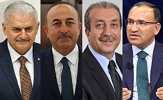 AK Parti'nin vazgeçilmezleri!