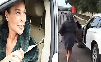 Araçtan inerek dans eden Hülya Avşar'a ceza verilecek