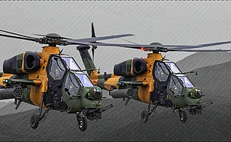 Atak helikopteri, Türkiye'yi dünyanın vitrinine çıkardı
