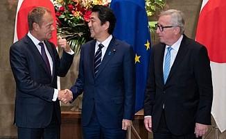 Avrupa Birliği ve Japonya arasındaki ticari sınırlar kalktı