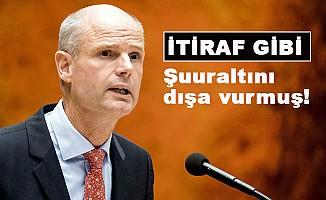 """Hollanda Dışişleri Bakanı'ndan """"ırkçı"""" konuşma"""
