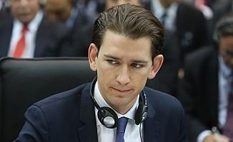 Avusturya Başbakanı Sebastian Kurz Aynı Telden!