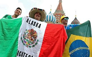 Moskova'da son 16 turu heyecanı sürüyor