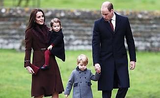 Prens William ve Kate Middleton, Prens George'un doğum günü için bu adayı seçti