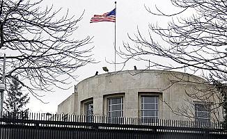 ABD'nin Ankara Büyükelçiliğine Ateş Edildi