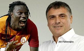 Ali Fatinoğlu'ndan Galatasaray'a Gomis tepkisi