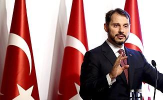 """Bakan Albayrak """"Yeni Ekonomi Yaklaşımı""""nı Tanıttı"""