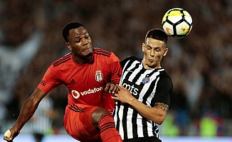 Beşiktaş, Partizan Karşısında Avantajlı
