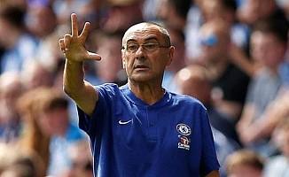 Chelsea Teknik Direktörü Maurizio Sarri: Hazard Takımda Kalacak