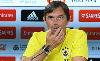 Cocu, Benfica Maçı Öncesi Konuştu