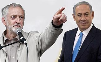"""Corbyn ile Netanyahu arasında """"çelenk"""" polemiği"""
