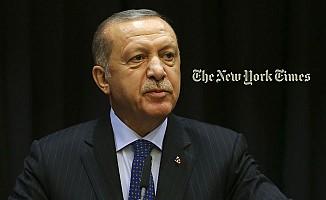 Cumhurbaşkanı Erdoğan New York Times'a Yazdı